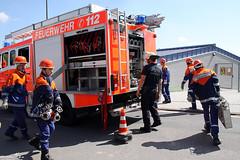 JF-Großübung Medenbach 21.08.10