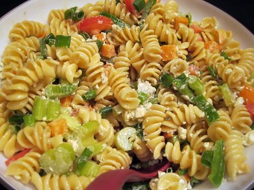 Tim's Pasta Salad...