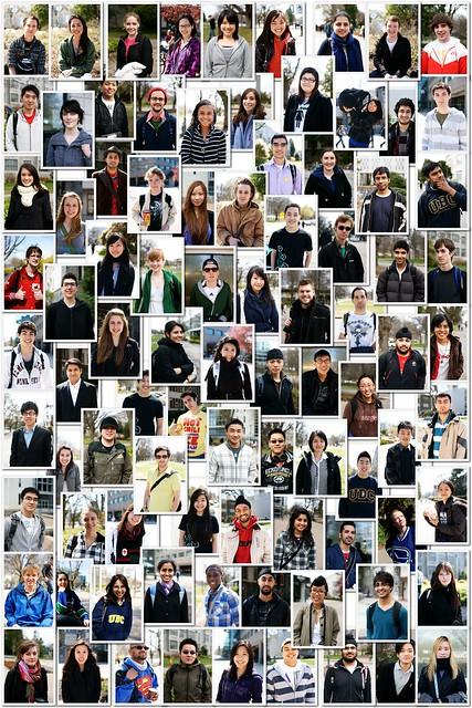 UBC Portraits: April 2010