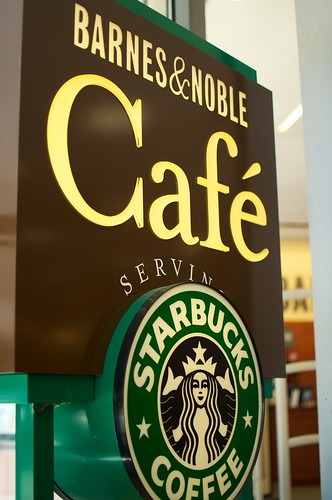 Barnes and Noble Cafe