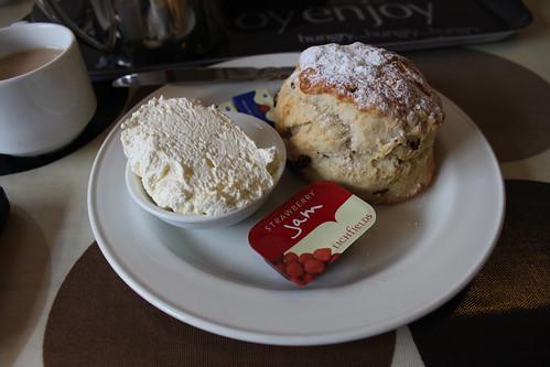 Cream Tea, Norfolk style