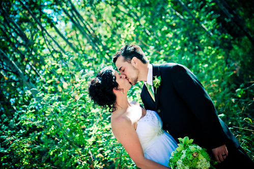 Wedding Photo- Cottonwood Island Park, Prince George, BC