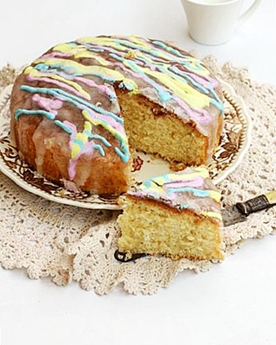 Buttermilk Substitute Cake Recipe