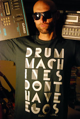 drum machines dont have egos