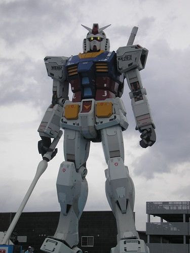Gundam at Higashi-Shizuoka