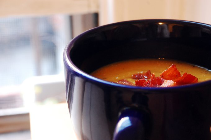 Soup's ready!