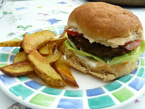 Granose Meat Free Burger