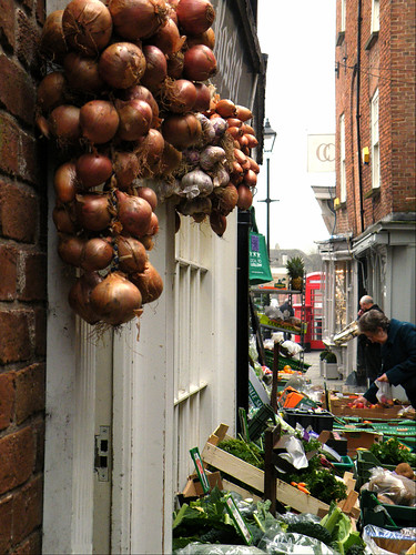 Fruit and veg shop, Ludlow