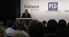 PCG's National Freelancers Day event