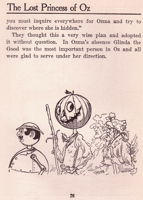 Tik-Tok and Jack Pumpkinhead Page 76