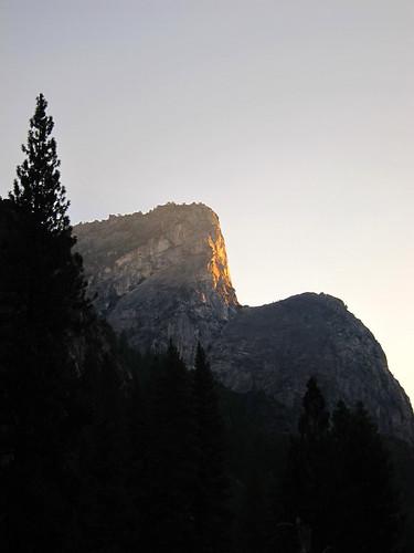 Sunrise, Eagle Peaks