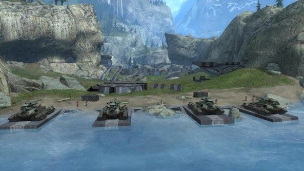Seven Awesome Halo: Reach Forge World Maps - onPause