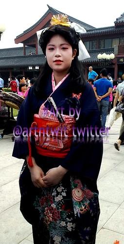 Geisha by Africasiaeuro