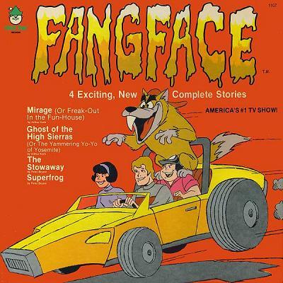 Fangface LP