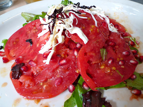 Loteria Grill's Heirloom Tomato Salad