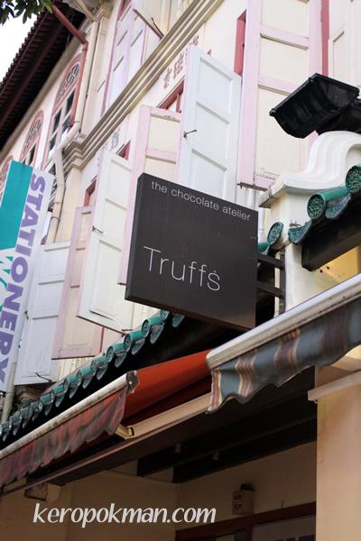 Truffs  - The Chocolate Atelier