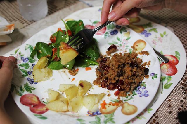 Walley Thanksgiving Dinner