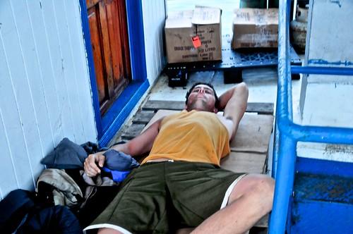 KLR 650 Trip Honduras 325