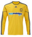 Derby County 2010/11 Away Kit / Jersey