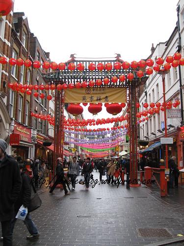 Chinatown, London, England