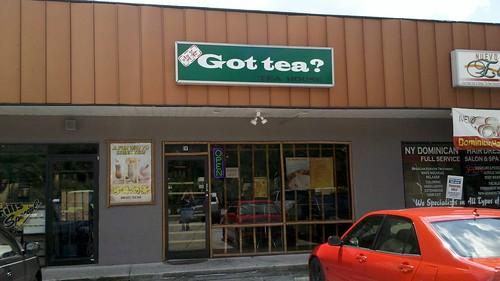 got tea tea house