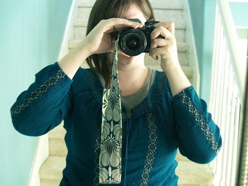Camera Strap Sleeve 2