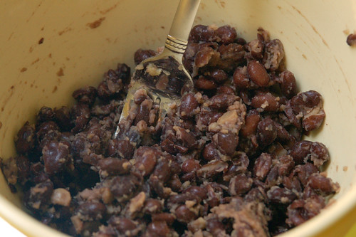 Black Bean Patties