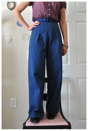 09.28.10 {smooth sailing trousers}