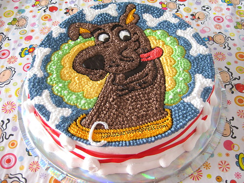 Scoopy-doo cake3