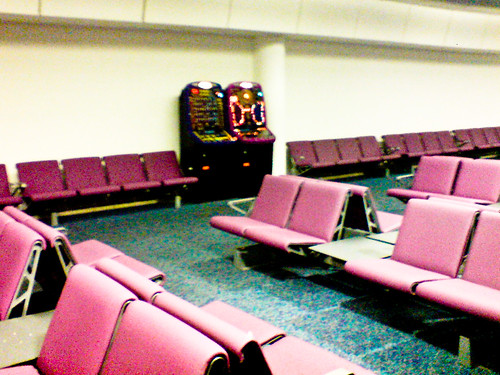 Arcade machines, Gate 52