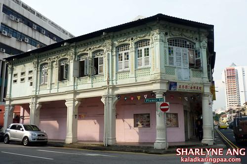 Plumer Road in Singapore