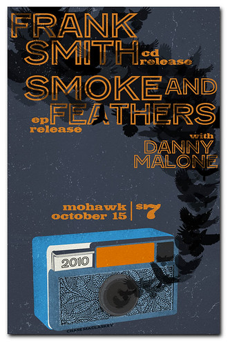 Frank Smith and Smoke and Feathers release their latest