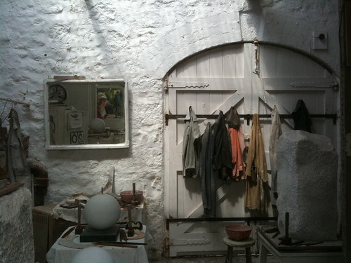 Barbara Hepworth Studio