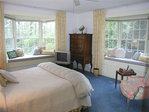 CT house master bedroom