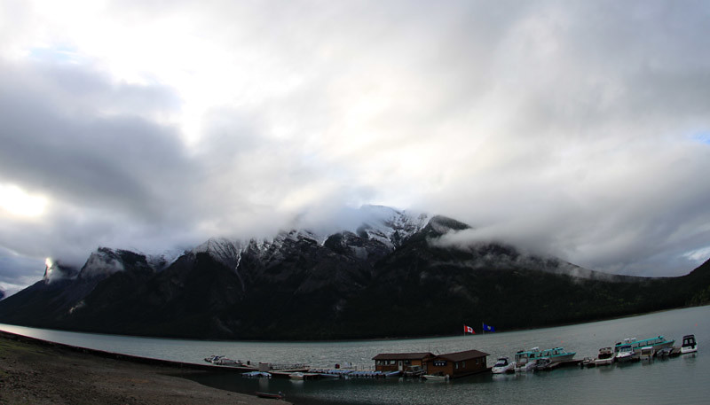 Minnewanka Clouds