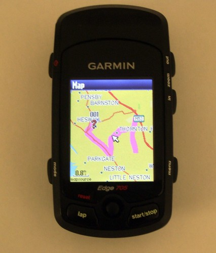 Dummies Guide to the Garmin Edge 705 – Frank Kinlan's Blog