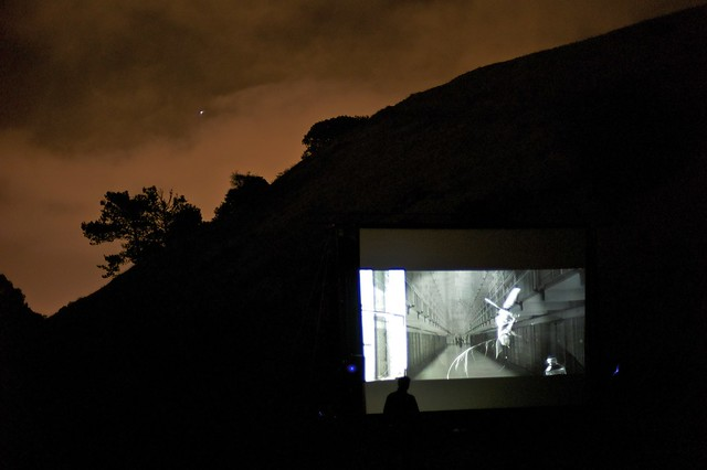 Bernal Heights Outdoor Cinema