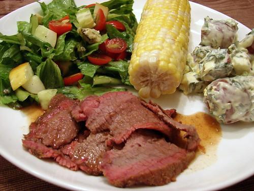 Dinner: September 5, 2010