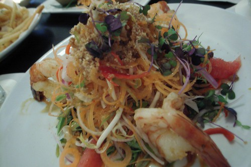 PS - prawn salad