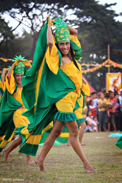 Pinyahan Fest Street Dancing