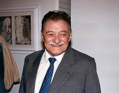 17. Mario Benedetti en Casa de América en el 2000