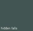 paint hidden falls