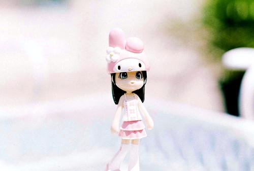 Pinky My Melody 005