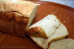 112. Pão de alecrim com mozzarella