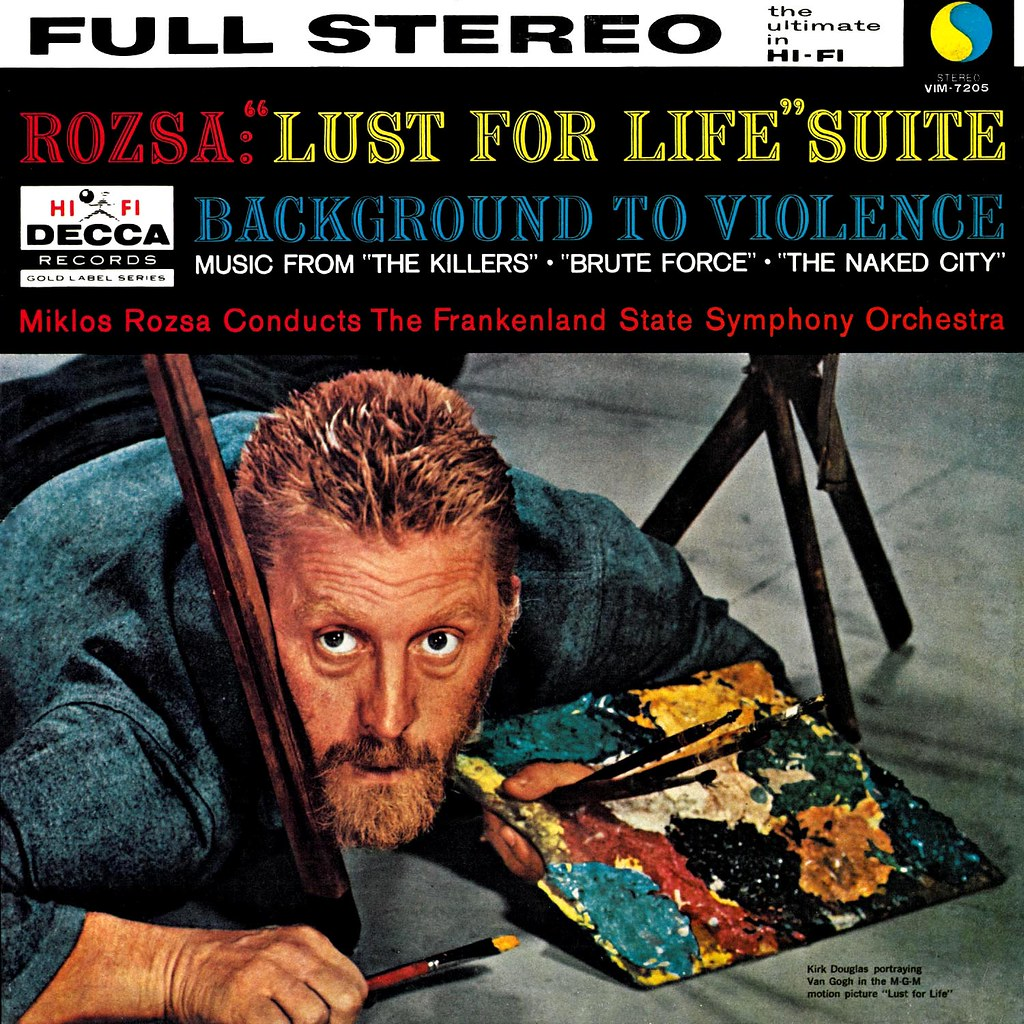 Miklos Rozsa - Lust for Life