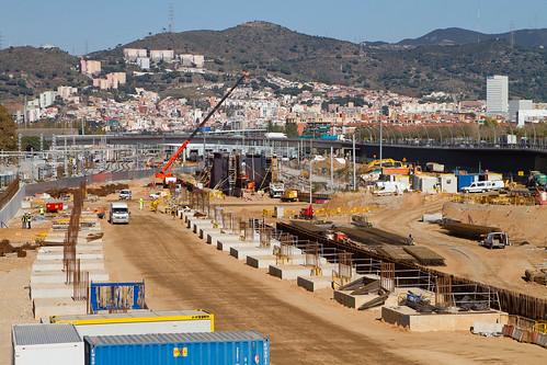 Estació de Sant Andreu - 23-11-10