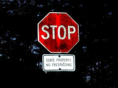 Stop Sign-State Property