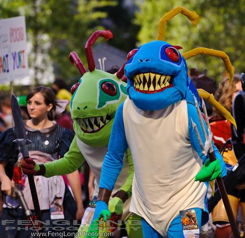 Dragon*Con Parade