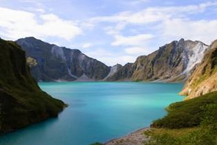 Mt. Pinatubo Photo by Kindred Pasana