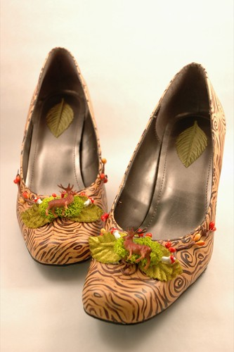 Woodland Fantasy shoes